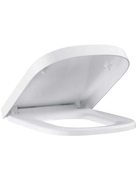 GROHE WC-Sitz »Euro Keramik« aus Duroplast,  oval mit Softclose-Funktion