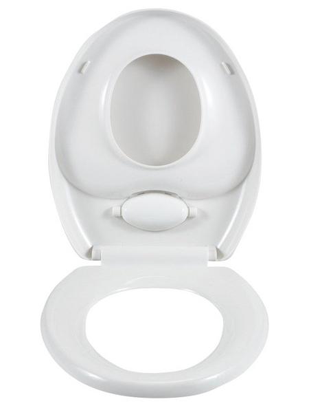 WENKO WC-Sitz »Family«,  Absenkautomatik