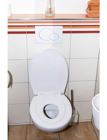 CORNAT WC-Sitz »FAMILY NEO«,  Quick up and Clean