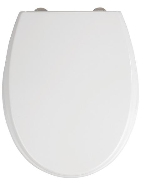 WENKO WC-Sitz »Furlo«, Duroplast, oval, mit Softclose-Funktion