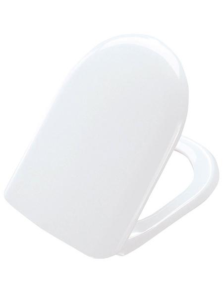 PRESSALIT® WC-Sitz »Magnum Jasmin « aus Duroplast,  oval