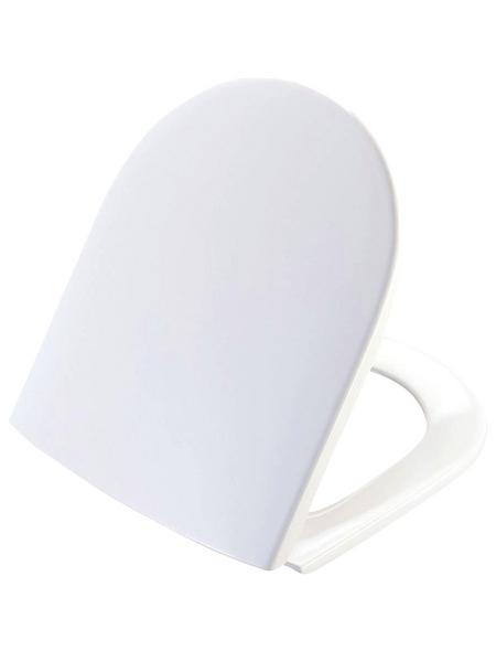 PRESSALIT® WC-Sitz »Objekta D« aus Duroplast,  oval