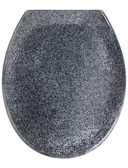 WENKO WC-Sitz »Ottana«, Duroplast, oval, mit Softclose-Funktion