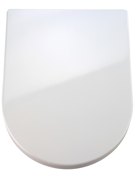 WENKO WC-Sitz »Palma«, Duroplast, oval, mit Softclose-Funktion