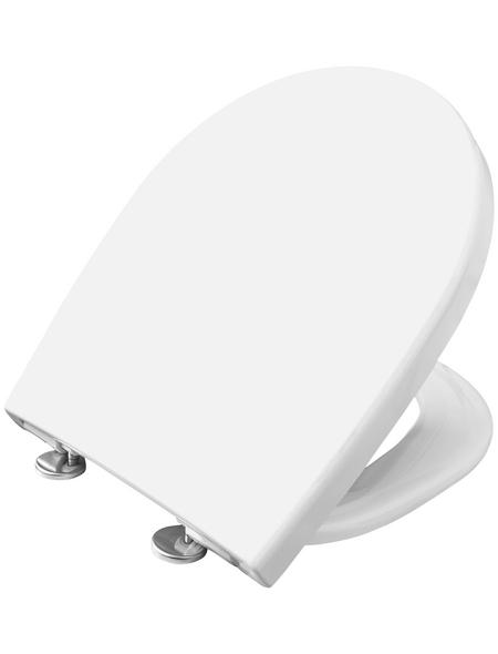 CORNAT WC-Sitz »PREMIUM«, Duroplast, oval, mit Softclose-Funktion
