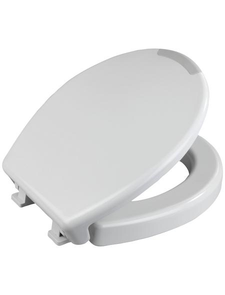 WENKO WC-Sitz »Secura Comfort «, Duroplast, oval, mit Softclose-Funktion
