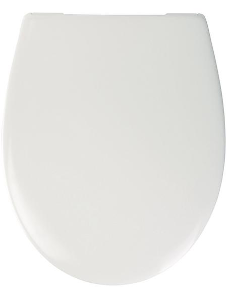 WELLWATER WC-Sitz »Siena«, Duroplast, oval, mit Softclose-Funktion