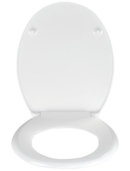 WENKO WC-Sitz »Soda« aus Duroplast,  oval