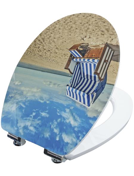 CORNAT WC-Sitz Sonnenbad