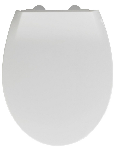 WENKO WC-Sitz »Syros Family«, Thermoplast, oval, mit Softclose-Funktion