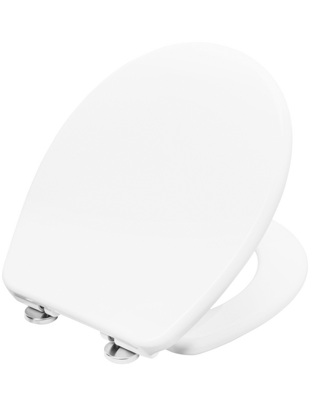 CORNAT WC-Sitz »TICINO«, Duroplast, oval mit Softclose-Funktion