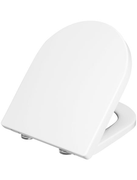 CORNAT WC-Sitz »TRIENT« aus Duroplast,  mit Softclose-Funktion