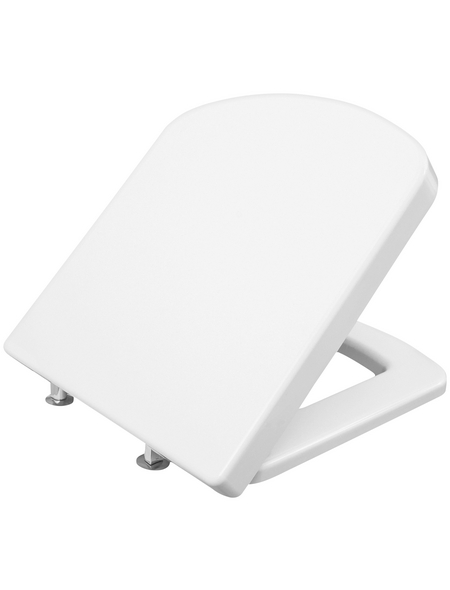 CORNAT WC-Sitz »VIGO«, Duroplast, D-Form, mit Softclose-Funktion