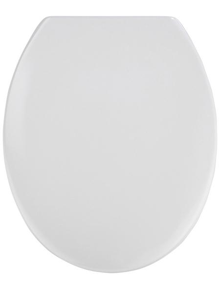 WENKO WC-Sitz »Vigone«, Duroplast, oval