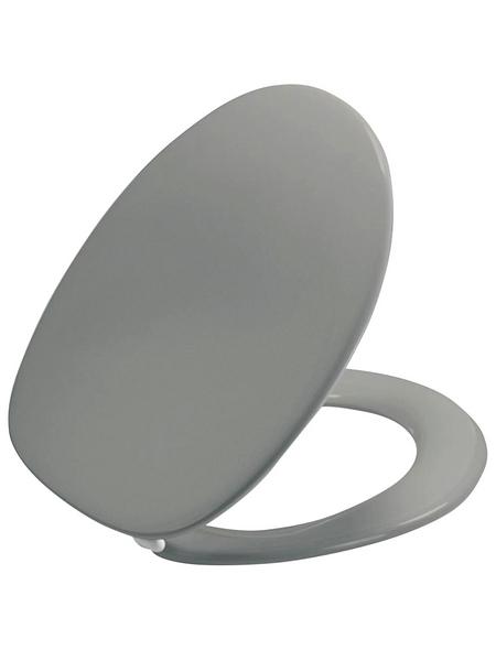 PRESSALIT® WC-Sitz »Zaga« aus Duroplast,  oval