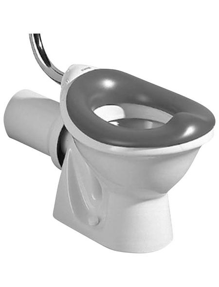 GEBERIT WC, Tiefspüler, weiß