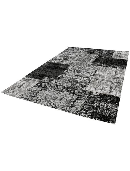 LUXORLIVING Web-Teppich »Antique«, BxL: 120 x 170 cm, weiß/schwarz