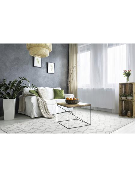 ANDIAMO Web-Teppich »Bolonia«, BxL: 133 x 190 cm, grau