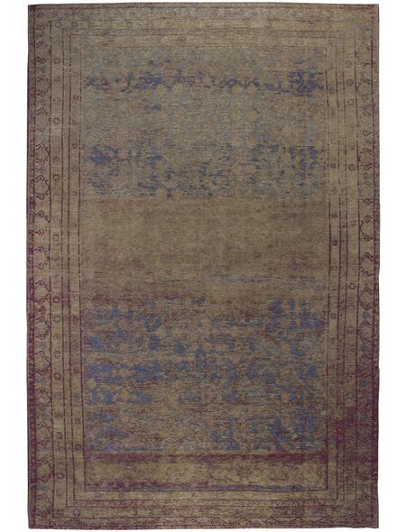 Web-Teppich, BxL: 120 x 170 cm, pink/beige