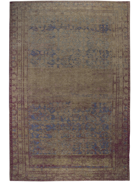 Web-Teppich, BxL: 80 x 150 cm, pink/beige