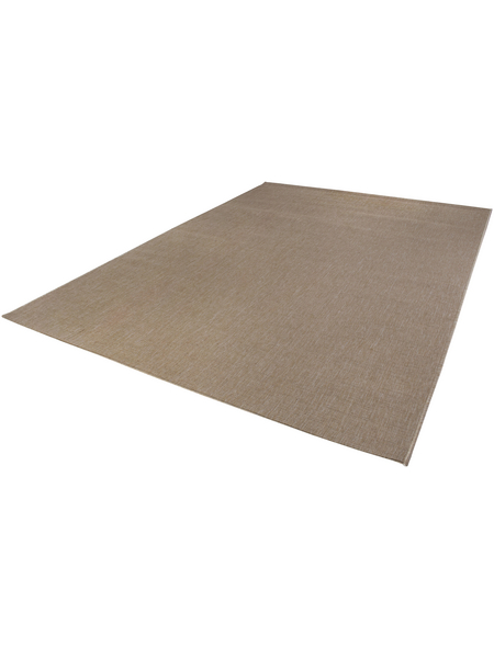 ANDIAMO Web-Teppich »Grossetto«, BxL: 67 x 140 cm, beige