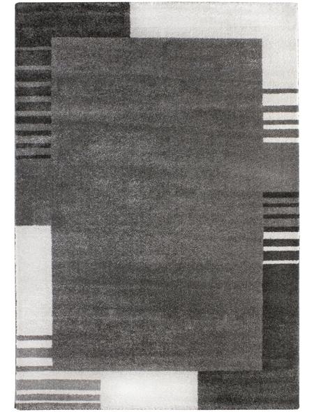 Web-Teppich »Lyon«, BxL: 67 x 140 cm, grau