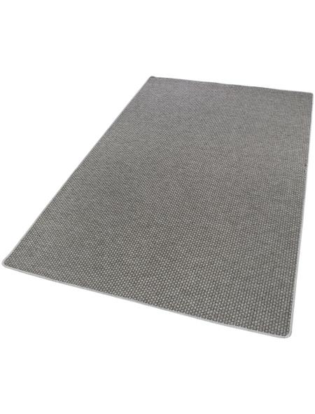 ANDIAMO Web-Teppich »Urbino«, BxL: 160 x 240 cm, grau/natur