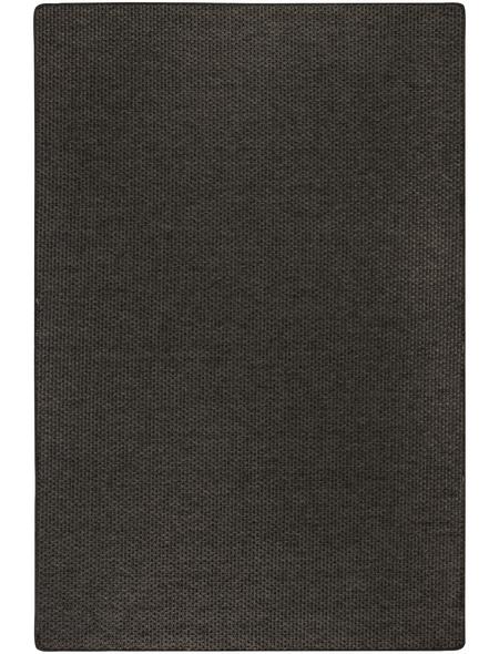 ANDIAMO Web-Teppich »Urbino«, BxL: 200 x 290 cm, grau/dunkelbraun