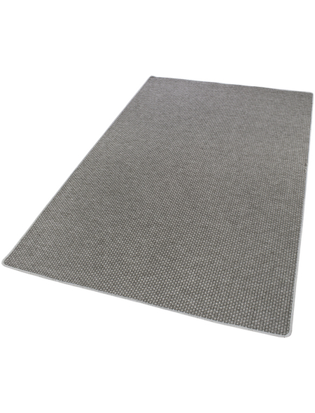 ANDIAMO Web-Teppich »Urbino«, BxL: 67 x 140 cm, natur/grau