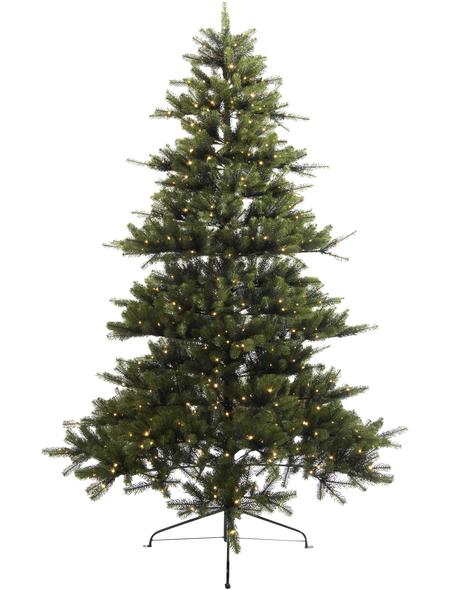 Everlands Weihnachtsbaum, baumförmig, Höhe: 210 cm