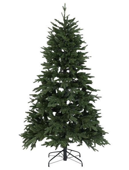 Evergreen Weihnachtsbaum »Roswell Kiefer «, Höhe: 210 cm, grün