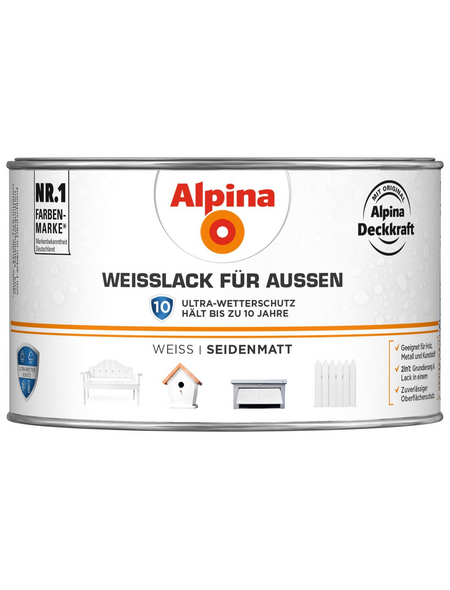 ALPINA Weißlack