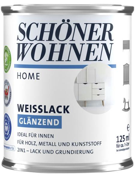 SCHÖNER WOHNEN Weißlack »HOME«, glänzend