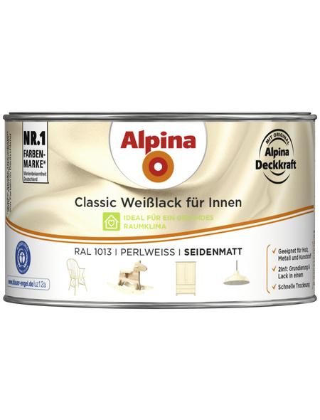 ALPINA Weißlack, weiß, für innen