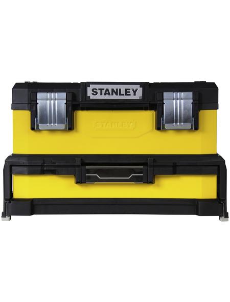 STANLEY Werkzeugbox, BxHxL: 54,5 x 33,5 x 28 cm, Kunststoff