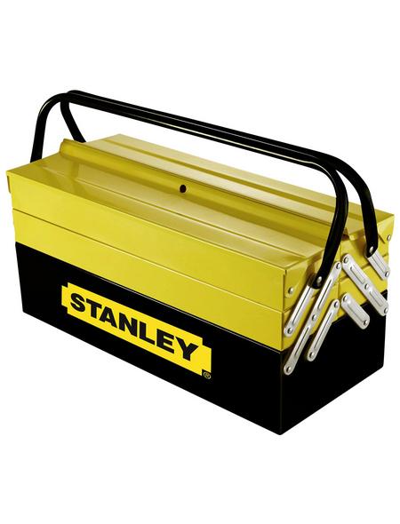 STANLEY Werkzeugbox »Cantilever«, BxHxL: 45 x 20,8 x 20,8 cm, Metall