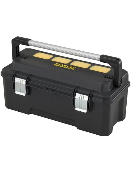 "STANLEY Werkzeugbox »Cantilever Pro 26"" - FMST1-75791«, BxHxL: 66 x 30 x 27,5 cm, Kunststoff"