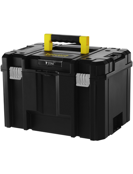 STANLEY Werkzeugbox »FatMax TSTAK VI - FMST1-71971«, BxHxL: 44 x 33,1 x 32,6 cm, Kunststoff