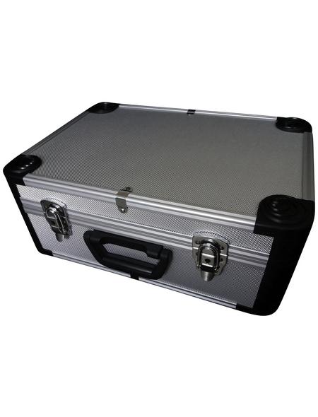FAMEX Werkzeugkoffer »FAMEX 720-24«, Metall, bestückt, 124-teilig