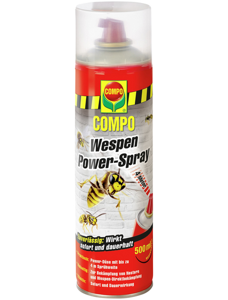 COMPO Wespen Power-Spray 500 ml FFD