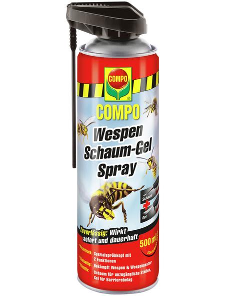 COMPO Wespen Schaum-Gel Spray 500 ml