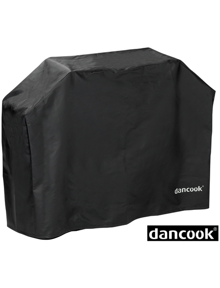 CHAR-BROIL Wetterschutzhaube für Dancook 1500, 1501, 5000, 9000, schwarz
