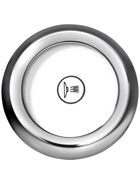 OTTOFOND Whirlpool »Cascade «, für 1 Person, BxTxH: 140x140x43 cm