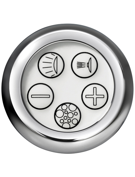 OTTOFOND Whirlpool »Galia I «, für 1 Person, BxTxH: 100x170x50 cm