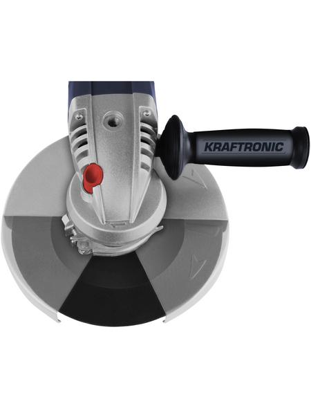 KRAFTRONIC Winkelschleifer »KT-WS 600«, 600 W