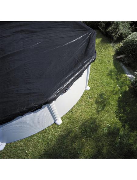 GRE Winterabdeckplane, Ø 380 cm, Polyethylen (PE)