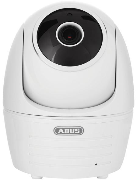 ABUS WLAN Schwenk-/Neigekamera, Full HD 1080p Auflösung und Infrarot-Nachtsichtfunktion