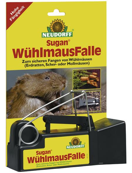 NEUDORFF Wühlmausfalle »Sugan«, Stahl/Kunststoff