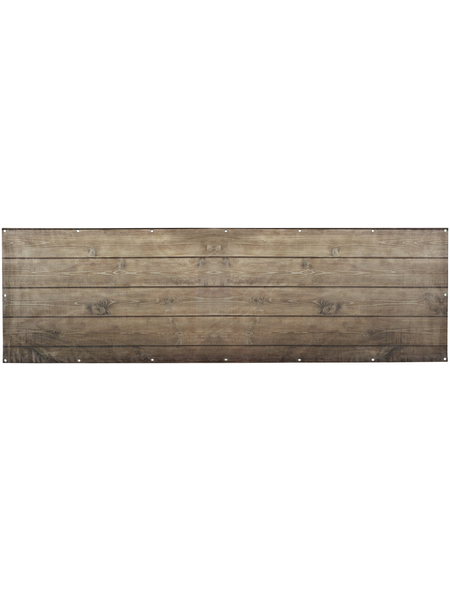FLORAWORLD Zaunelement »comfort«, PVC, 1 Stück, LxH: 200 x 180 cm