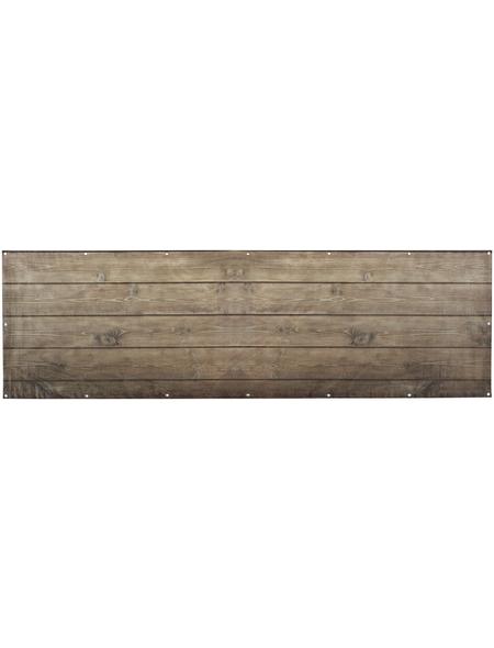 FLORAWORLD Zaunelement »comfort«, PVC, LxH: 200 x 180 cm